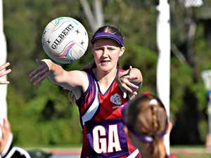 PHOTOS: Netball, rugby league juniors out and about