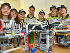 Robotic team shines on the international stage at US comp