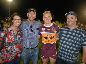 Broncos put faith in player who shone at Father Ranger Oval