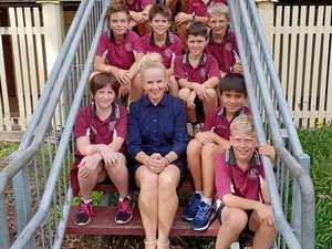 New Monto principal proves she can run the distance