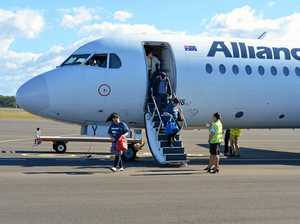 UP IN THE AIR: Virgin's Bundaberg route to be reviewed
