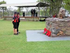 Anakie and Gemfields Anzac Day Services
