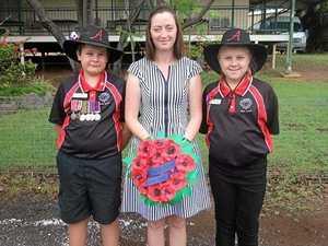 Honouring the fallen