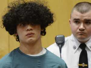 Baby-faced teen 'beheaded'  classmate