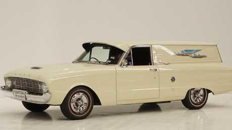 1962 Ford Falcon XK 'Windowless' panel van