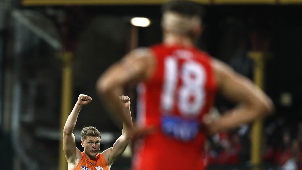 The Swans may be struggling but the Giants are wary.