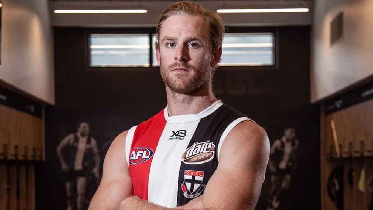 Jonathon Marsh is back in the big time. Pic: saints.com.au