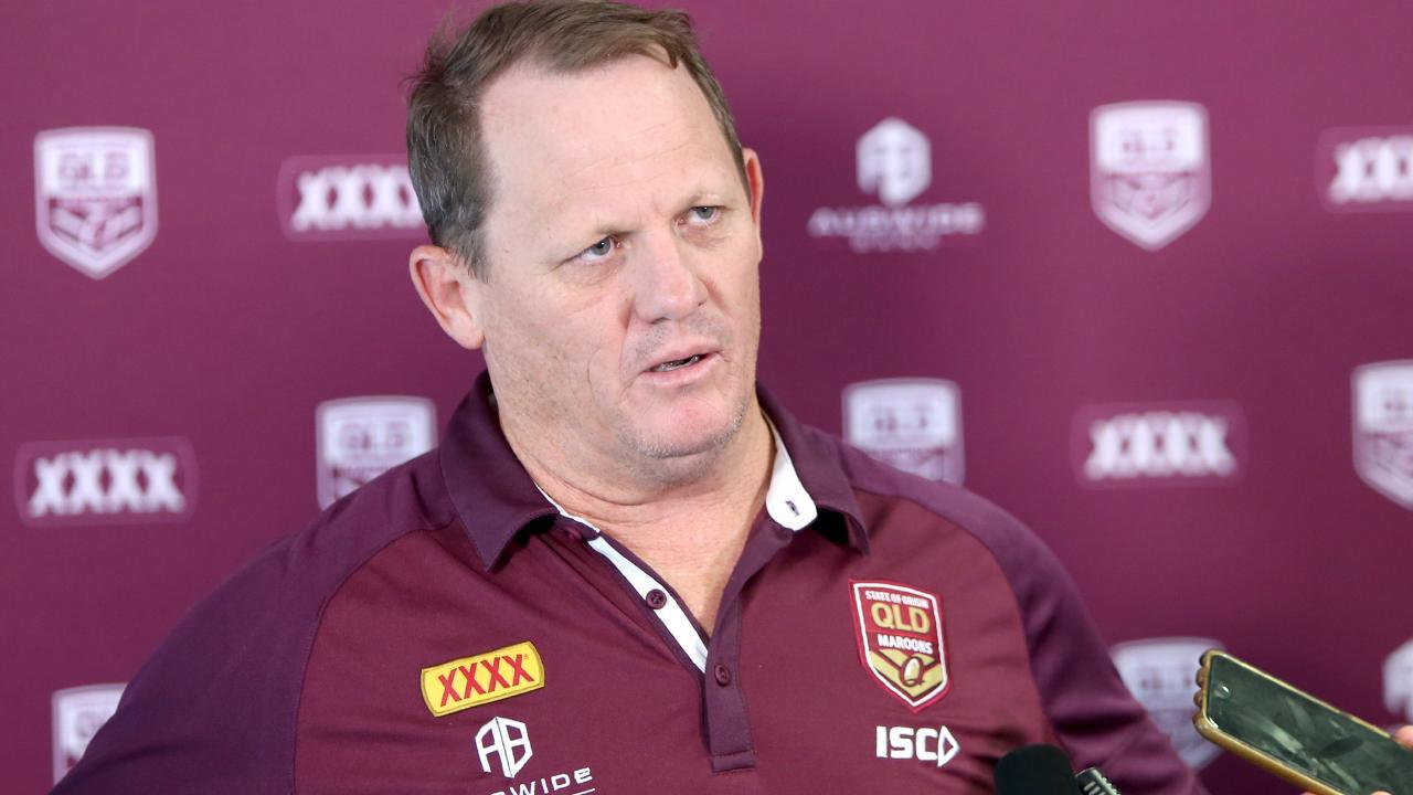 Walters wants Queensland to keep moving forward. Image: AAP/Steve Pohlner