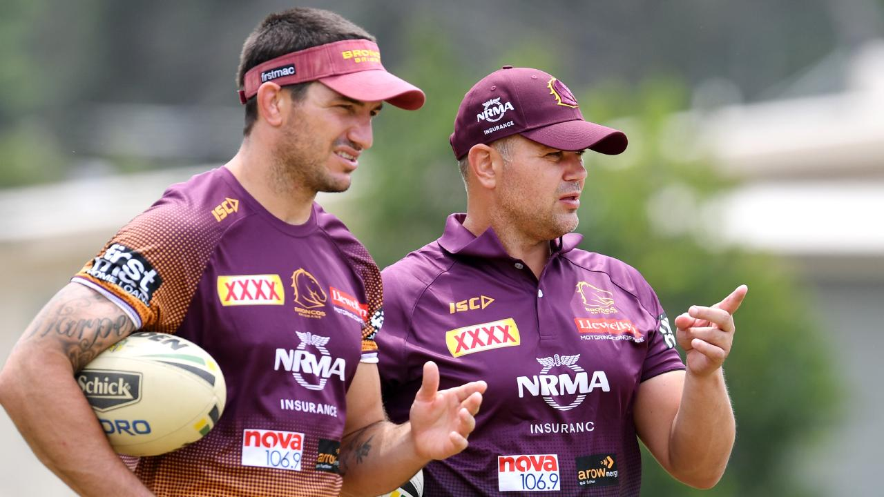 Matt Gillett will face the Titans. Picture: AAP Image/Dan Peled