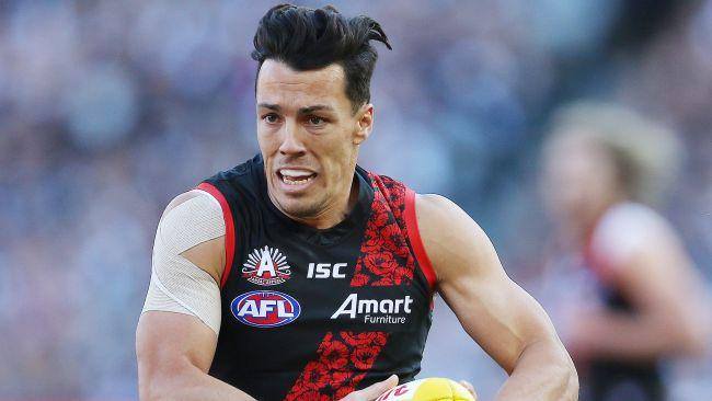 Dylan Shiel is in the frame to return for the Bombers.