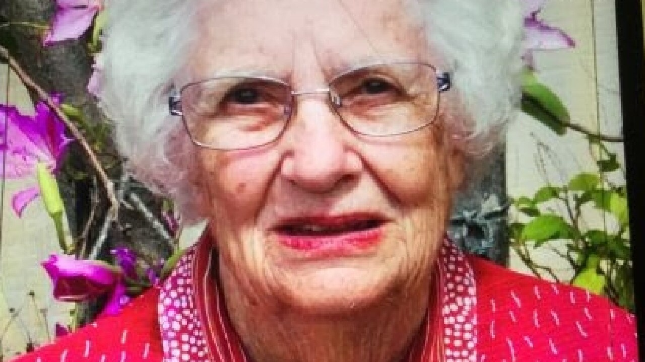 Margaret Brown, aged 87 reported missing from Deception Bay.