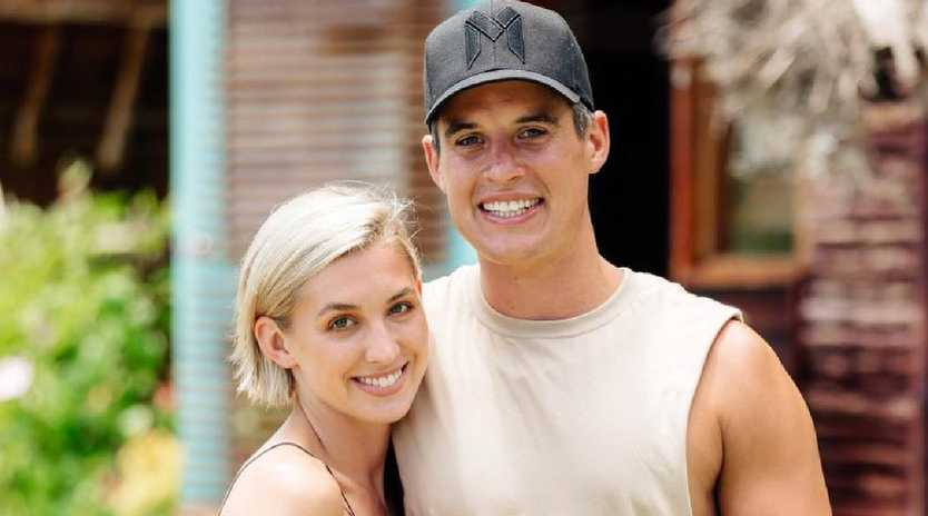 Bachelor in Paradise's Alex Nation and Bill Goldsmith