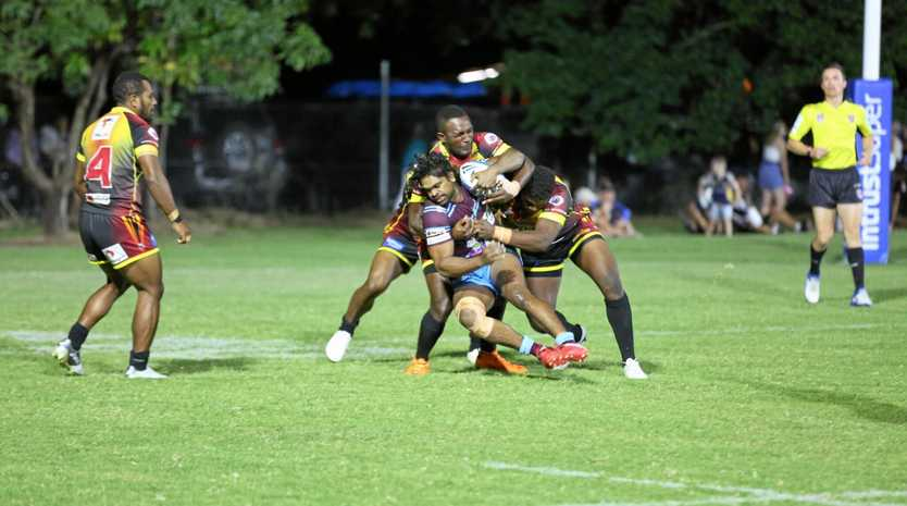 WEEKEND SPORT: The CQ Capras will take on eighth-placed Ipswich Jets on Saturday 4pm at Woorabinda.