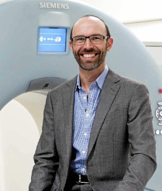 Cardiologist Professor Christian Hamilton-Craig.