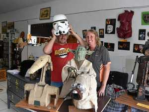 Creative Gympie business is strong with The Force
