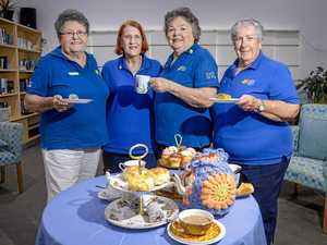 Cuppa's and cakes to help cancer