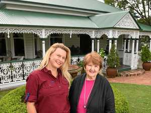 A peek inside some of the great old dames of Ipswich