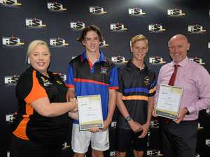Fraser Coast Sportsperson of the Month award can't be split