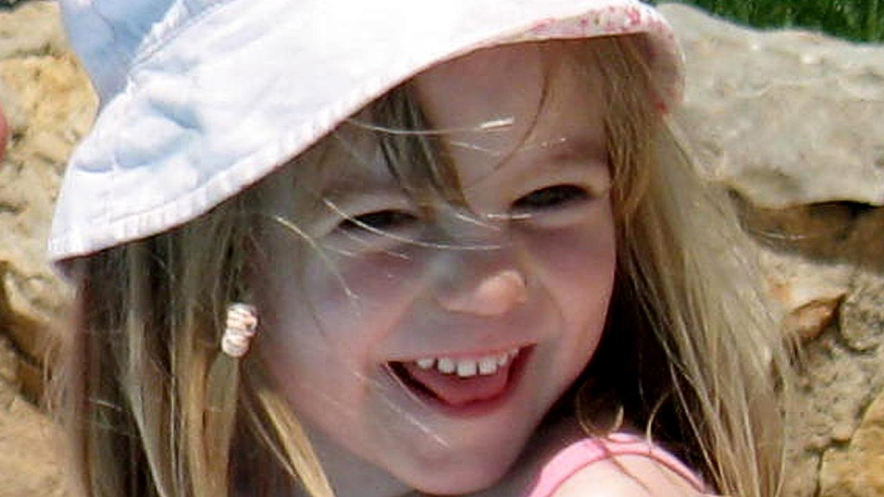Madeleine McCann was allegedly abducted from her family's holiday apartment in Praia da Luz, Portugal in 2007 at the age of three. Picture: Supplied