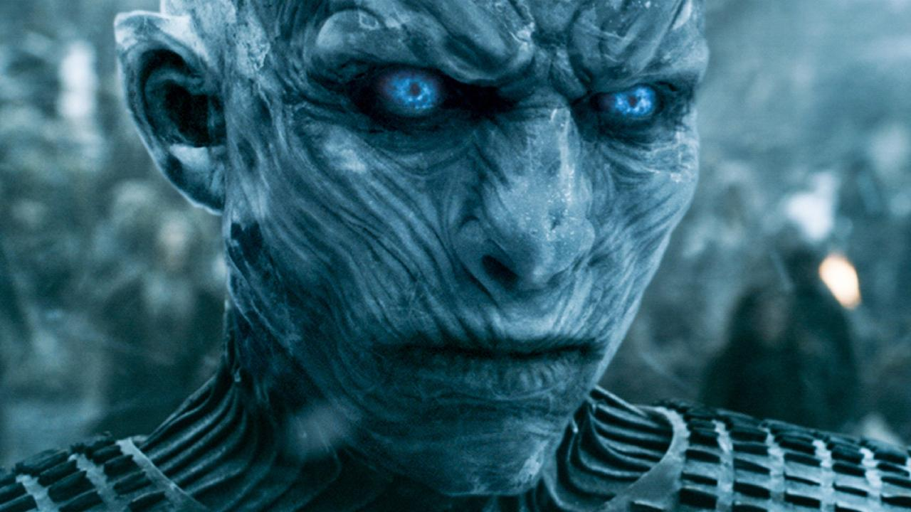 The Night King, Game of Thrones. Picture: HBO