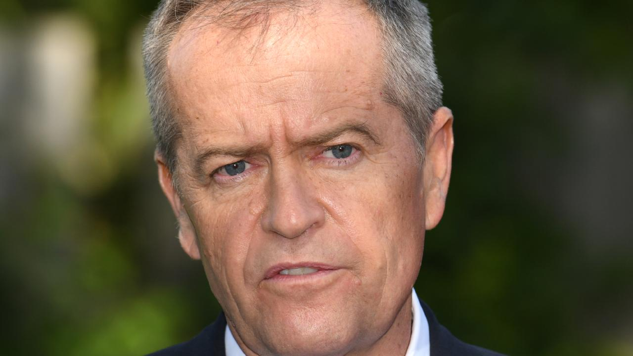 The Leader of the Opposition, Bill Shorten. Picture: Getty