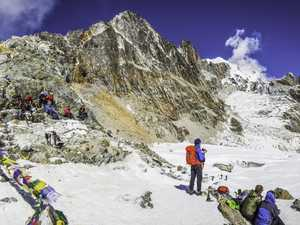 Grim discovery during Everest clean-up