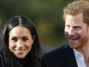 Ambulance spotted near Meghan, Harry's
