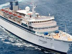 Scientology passengers trapped on cruise
