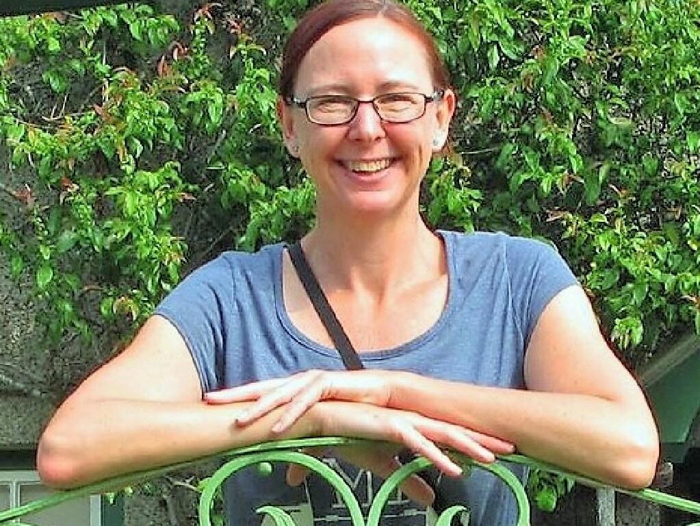 Creator of KalmKids Leanne Jones.