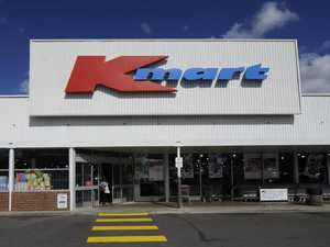 Toddler punched by stranger at Kmart