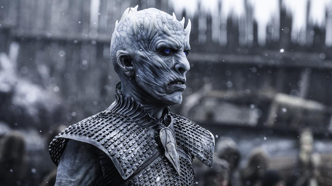 The Night King may or may not be dead. Picture: HBO