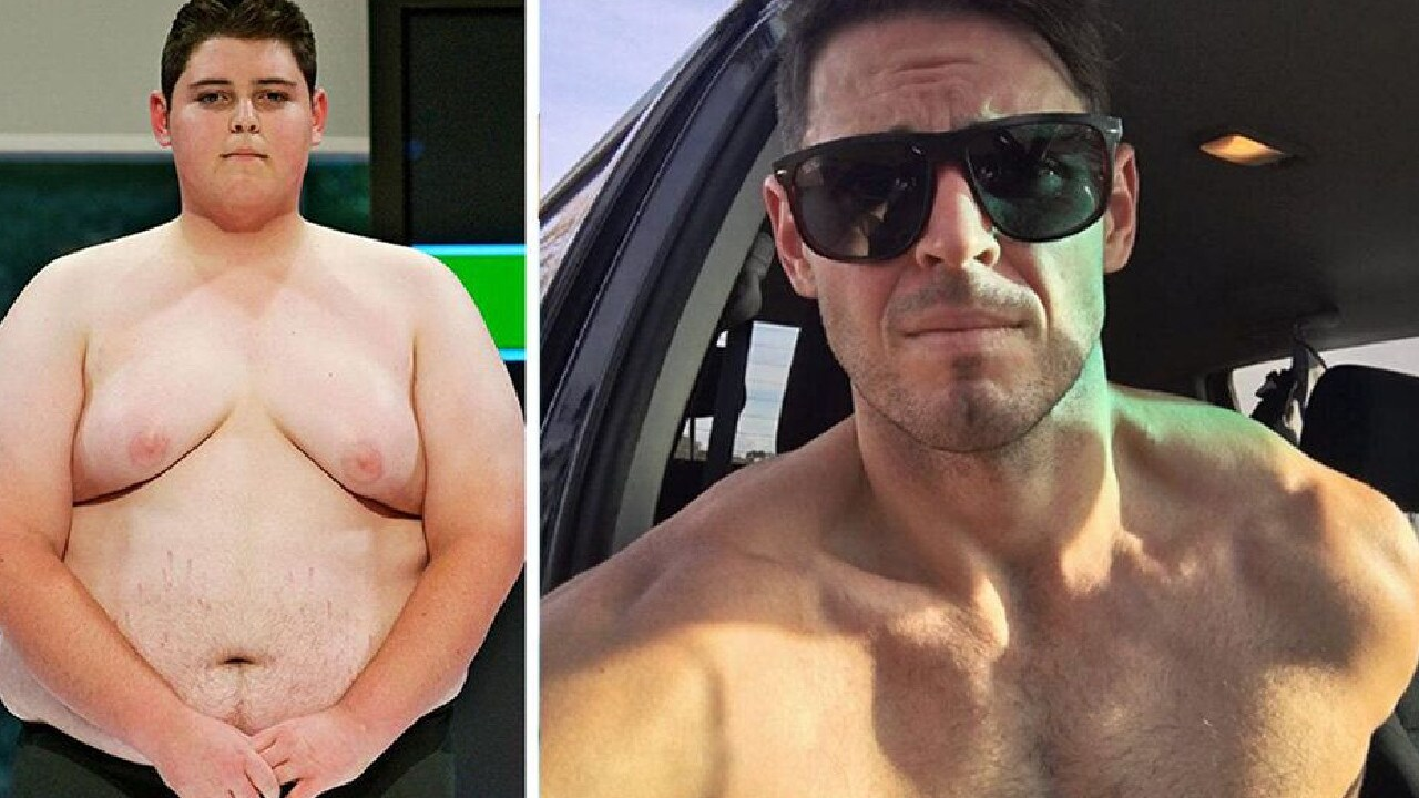 Sam Rouen reflects on his weight loss journey 11 years on, in an emotional Instagram post.