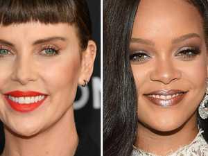 How Rihanna trolled Charlize Theron