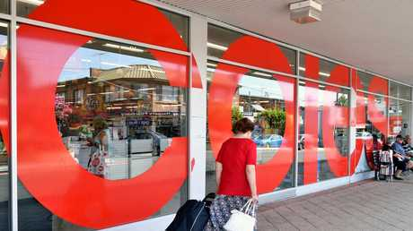 Coles says its expanded range of home brand products will lower the family's grocery costs.
