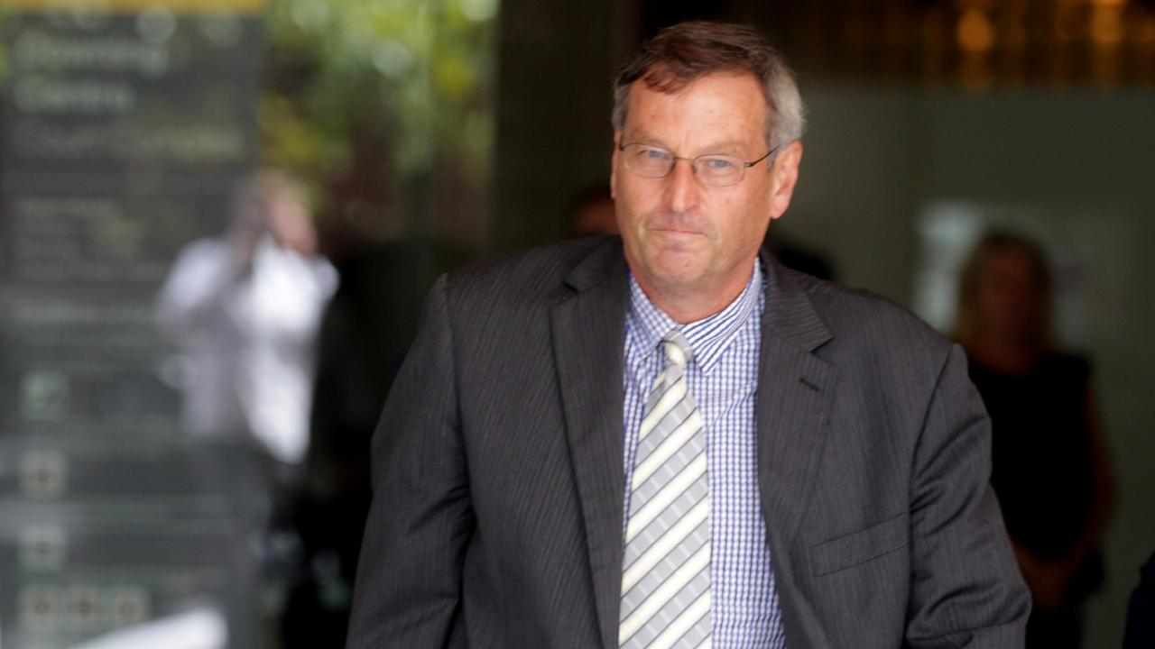Van Ryn was charged with multiple child sex offences