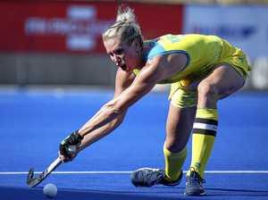 Aussie hockey royalty representing Gympie this weekend