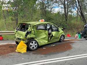 Stanthorpe woman dies following a horror traffic crash
