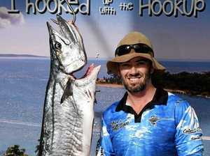 FISH OF THE DAY: Boyne fisher's 16.7kg Spanish mackerel
