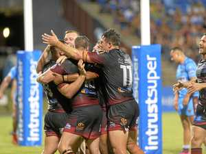 Mackay prove top dog status to NQ rugby league rivals