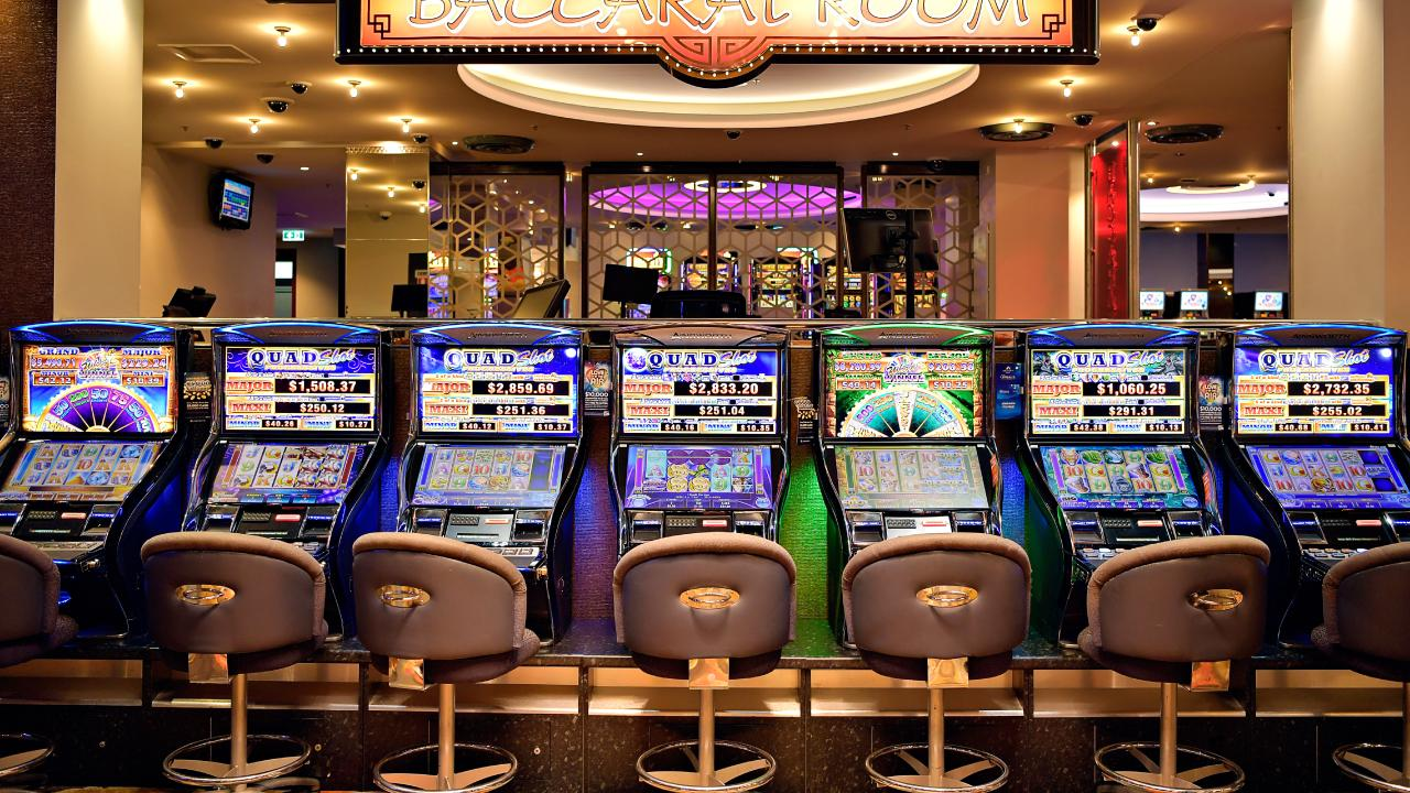 Queenslanders have a seemingly insatiable appetite for playing the pokies.