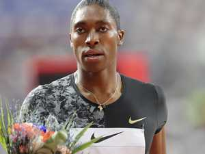 Semenya's rebel yell: 'No human can stop me'