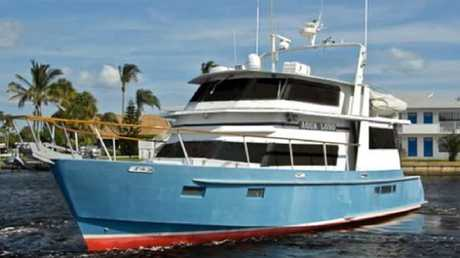 Having searched the world for a nice boat for years, the Culverwells used the money from the sale of their property to buy a