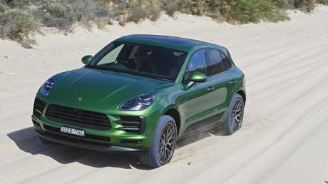 The Macan S is the best driving SUVs in the world.