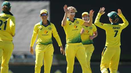 Australia will host the Women's World Cup from February. Picture: Getty Images