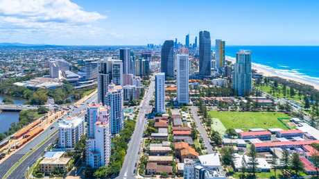 The Gold Coast is also a popular destination for investors