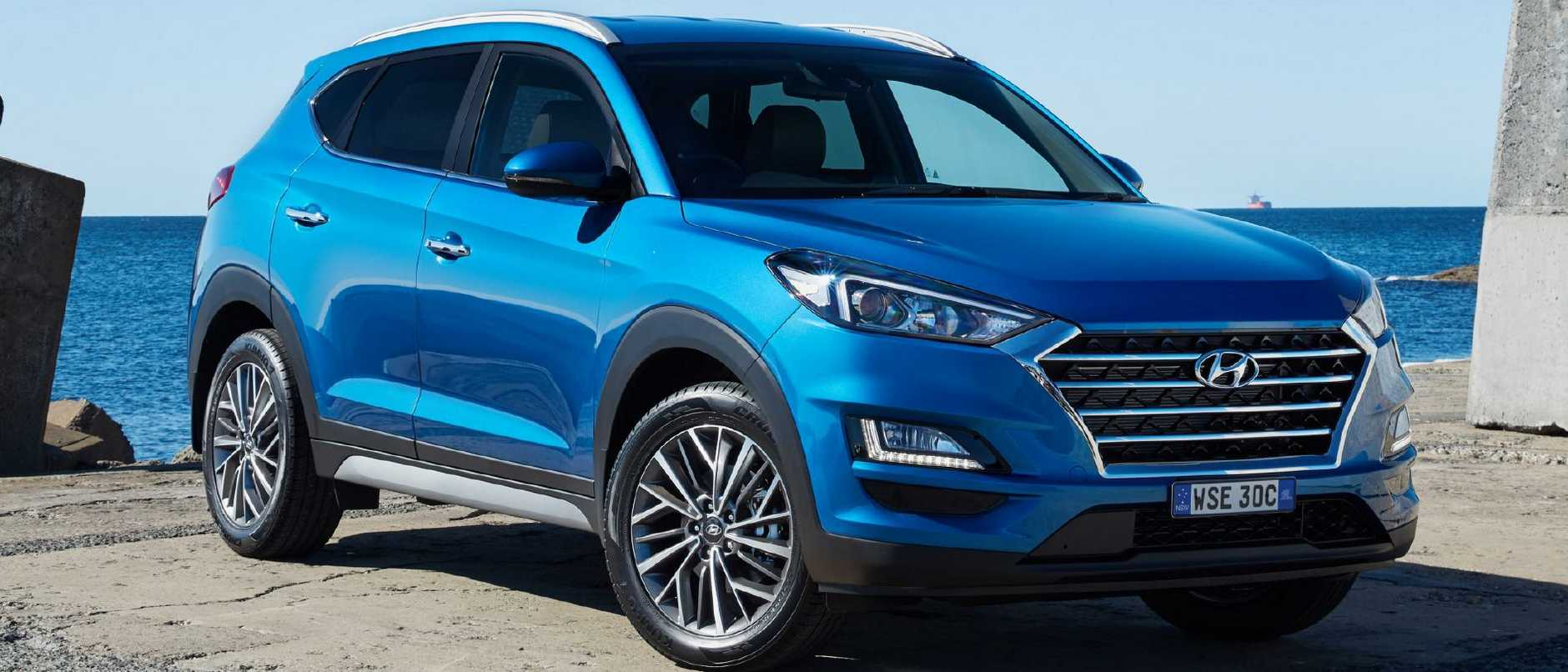 Supplied Cars Hyundai Tucson