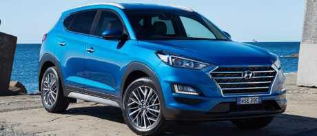 Supplied Cars Hyundai Tucson
