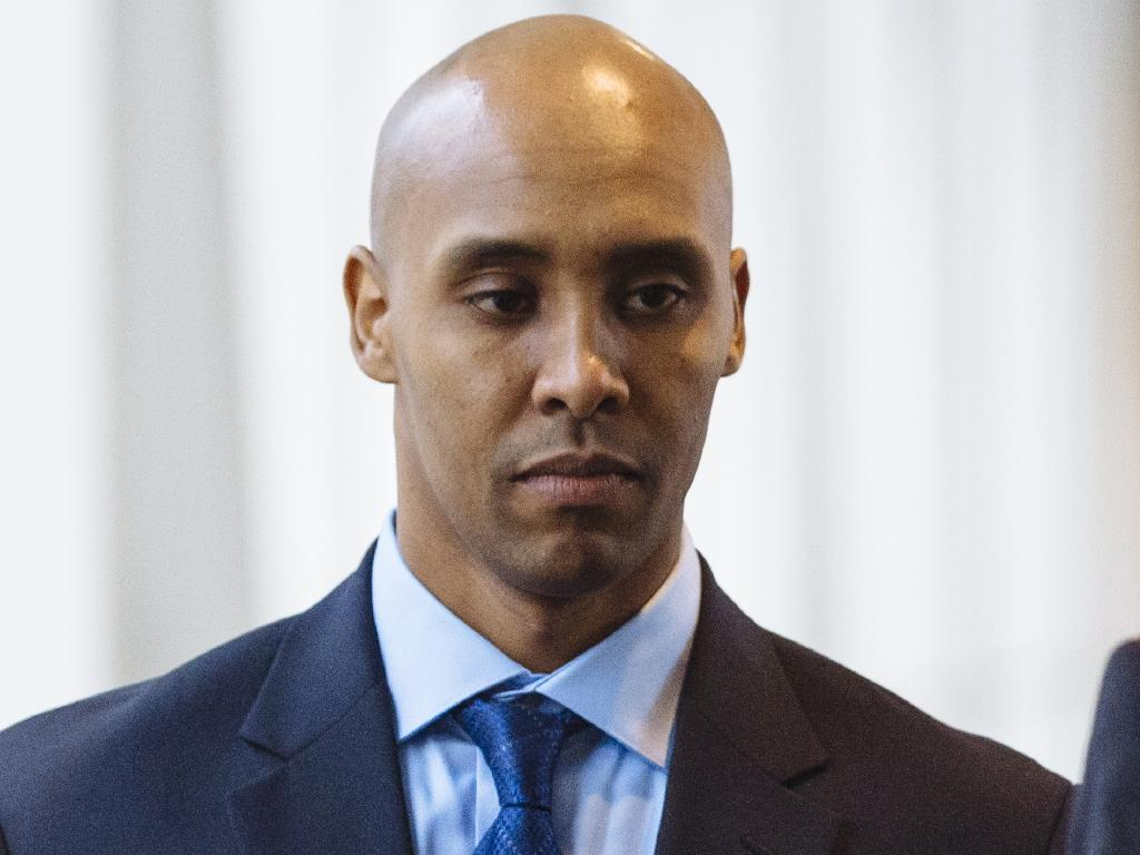 Former Minneapolis Police Officer, Mohamed Noor. Picture: Angus Mordant for News Corp Australia
