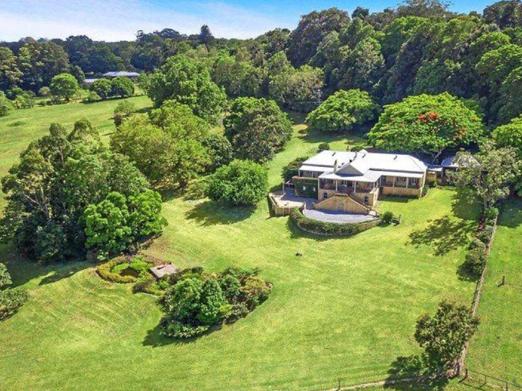 Newton-John's property near Byron Bay is on the market for $5.5 million. Picture: Supplied