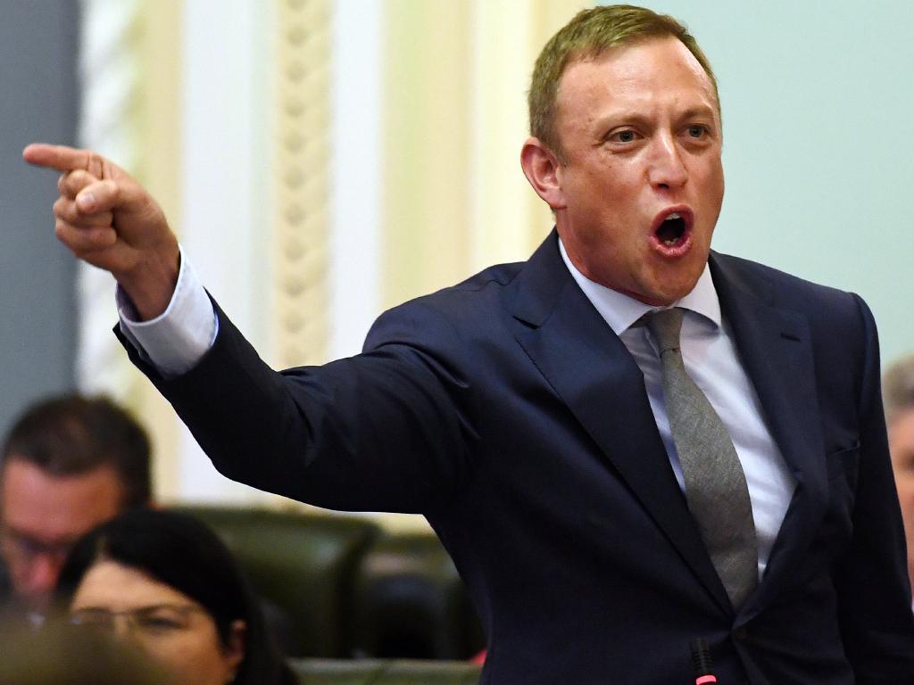 Queensland Health Minister Steven Miles. Picture: Dan Peled, AAP.